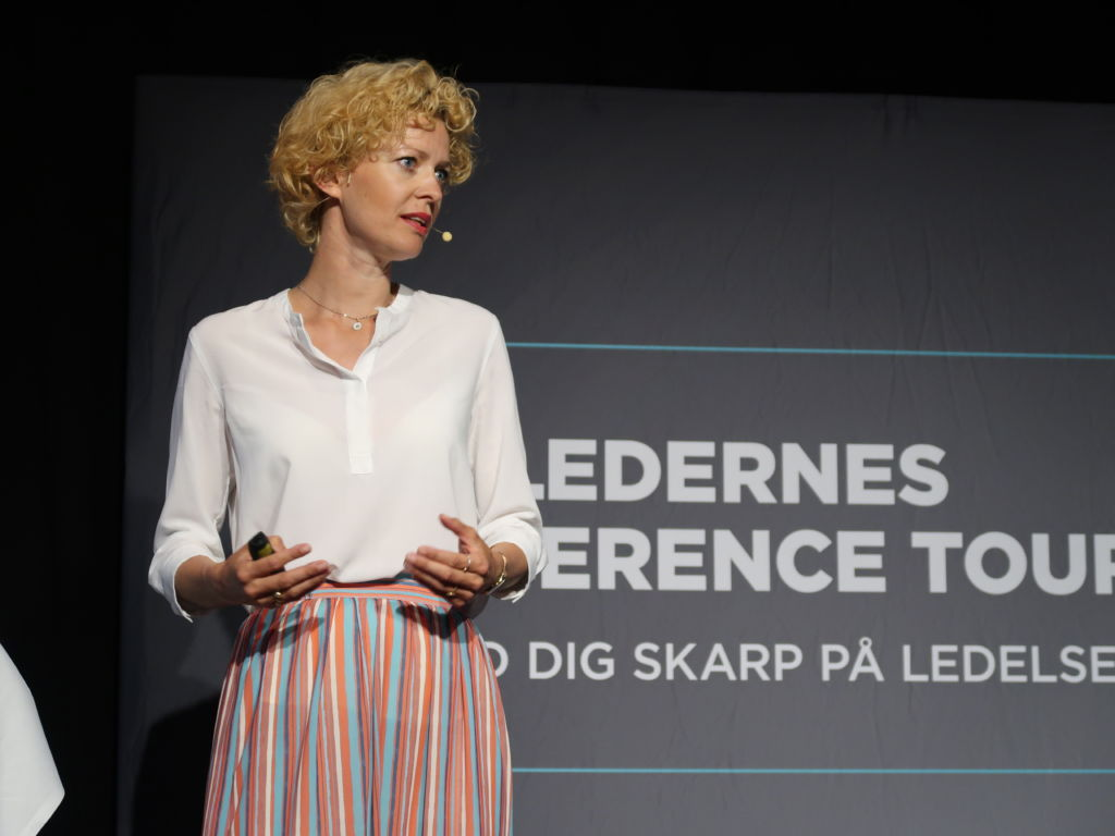 Astrid Haug foredragsholder